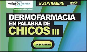 DERMOFARMACIA EN PALABRA DE CHICOS III