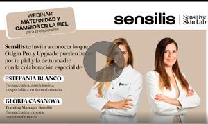 Webinar Presentación Origin Pro y Upgrade de Sensilis con Estefanía Blanco